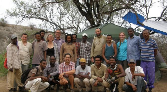 J.-R. Boisserie : Diffuser les connaissances paléontologiques en Ethiopie / Transfering paleontological knowledge in Ethiopia