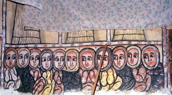 Selamawit Mecca: The bound bodies of Ethiopian women saints
