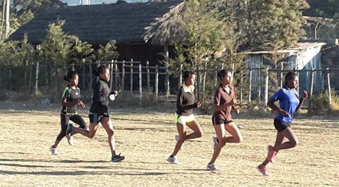 Cultures est-africaines de l'athlétisme / East African cultures of athletics