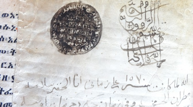 Contacts between Arabic and Ge'ez, Islam and Christianity