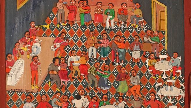 «Étonnante Éthiopie» : une exposition de peintures de style traditionnel