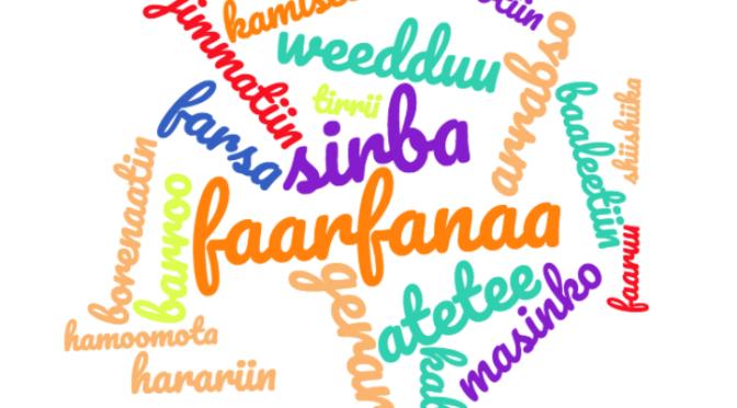 CFEE JOINT SEMINAR: What is Oromo music? | UN ŒIL SUR LA
